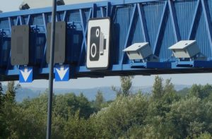 Variable speed cameras are usually found on motorways – particularly those experiencing roadworks – and help to prevent tailbacks