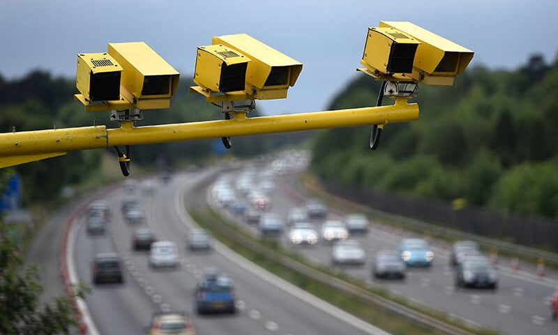 The speed-limiters would see vehicles restricted to speed limits
