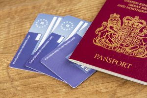 Post-brexit motoring changes might mean you need to renew your passport sooner than you think
