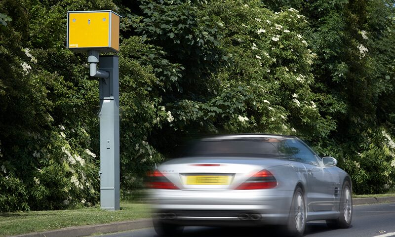 Speeding disparity is rife when looking at which regions have the most speeding offenders