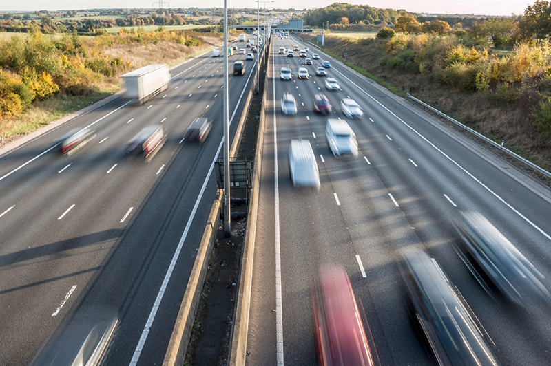 Calls for the current motorway speed limit of 70mph to raise by 10mph.