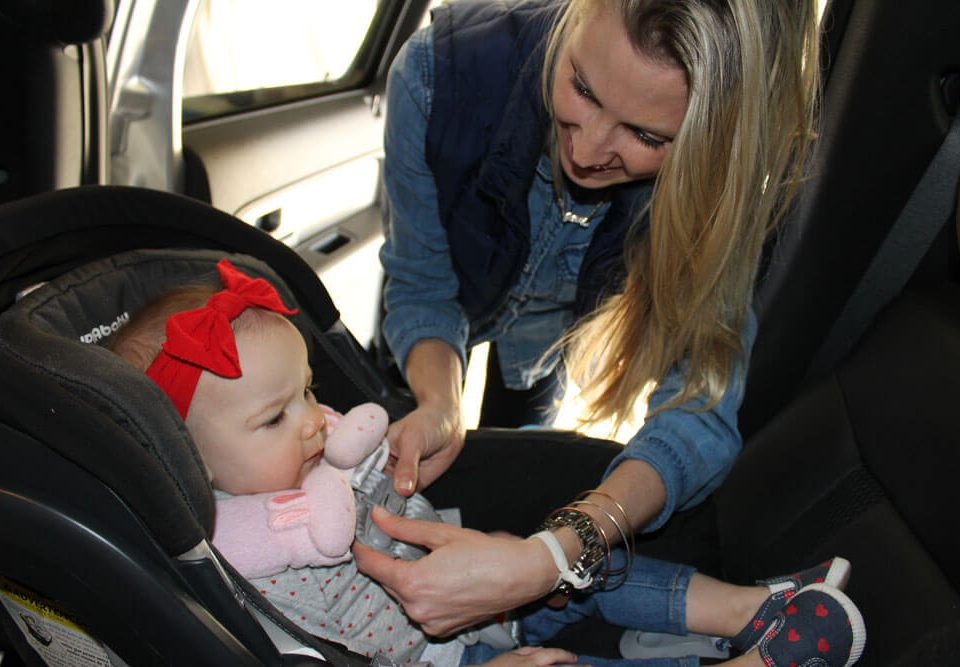 Children being put at risk due to incorrect car seats