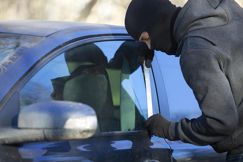 Car theft in the UK has risen 45% in the last couple of years.