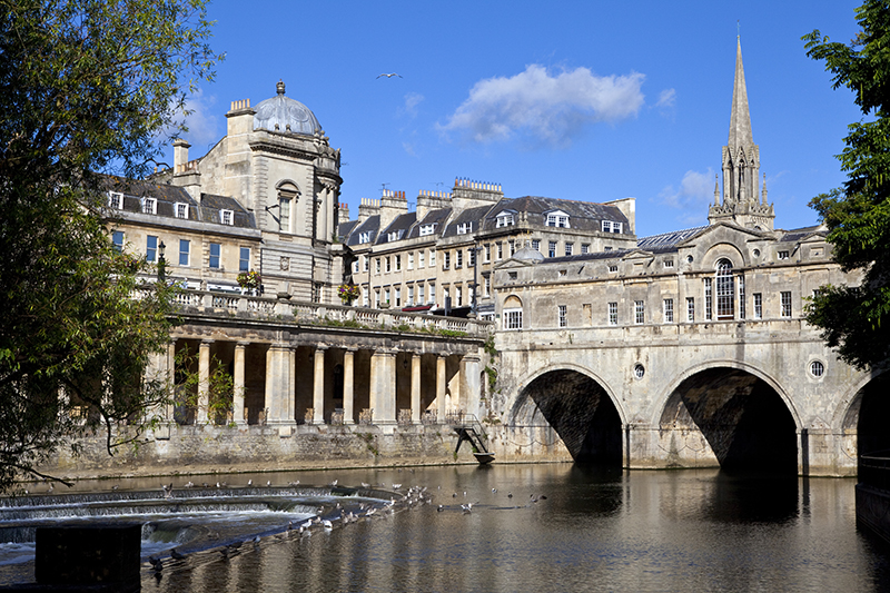 Here's our guide to the best things to do in Bath