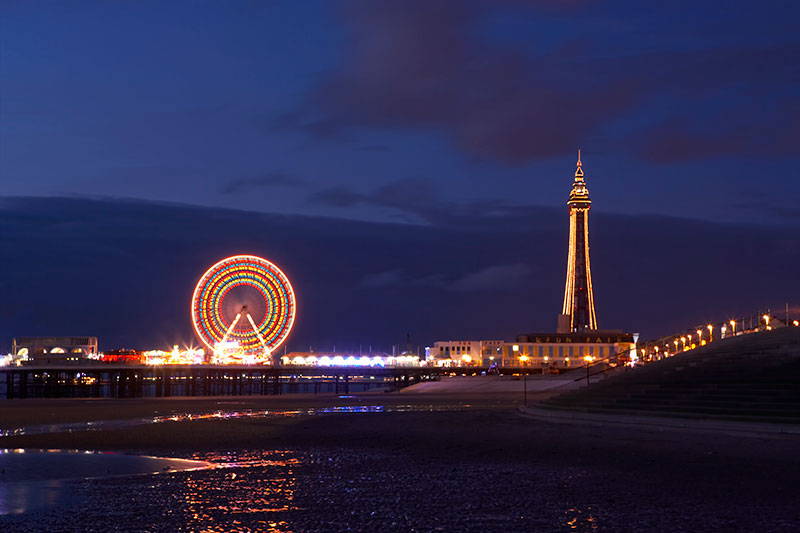 Your guide to the best things to do in Blackpool.