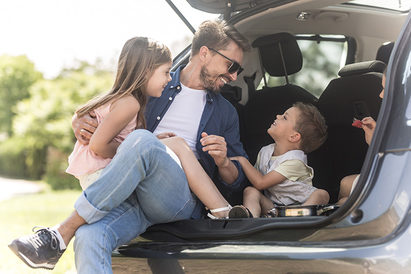 Check out our guide to the most reliable family cars