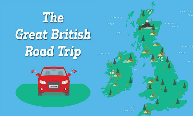 Check out our Great British Road Trip guide on all the amazing places we've been visiting this summer