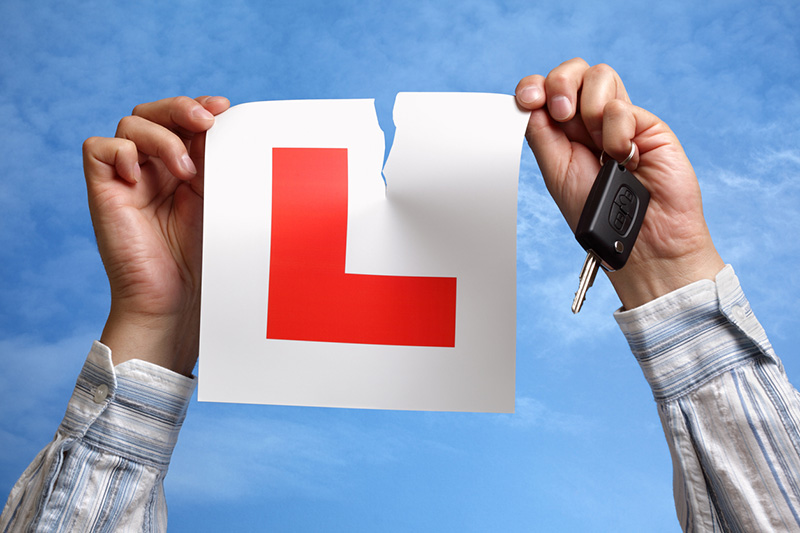 33 new drivers lose their licence every day