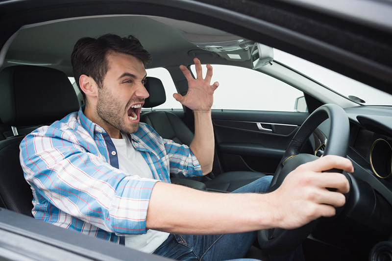 What is a driver's biggest fear? 14 million motorists point the finger at each other.