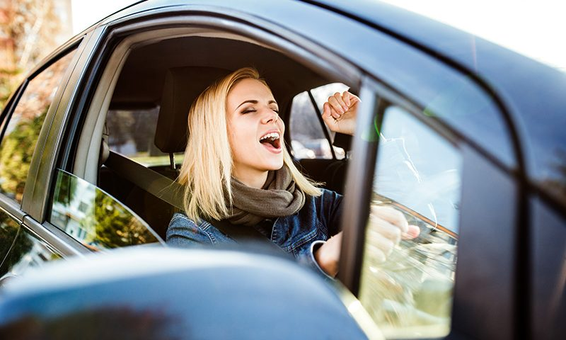 We can now reveal the most dangerous songs to drive to are...
