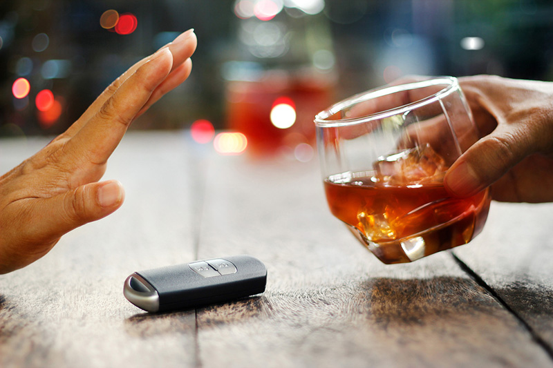 Who's your designated driver this Christmas?