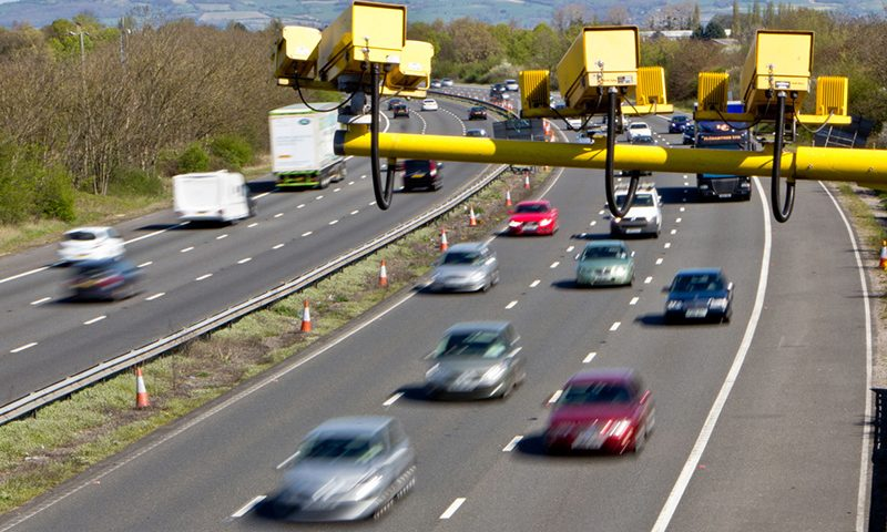 West Yorkshire drivers most likely to get caught speeding