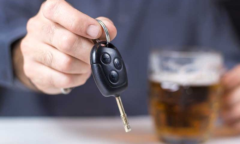 Drink-drive fatalities stay at record high