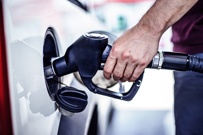 Petrol pumps could carry harmful bacteria