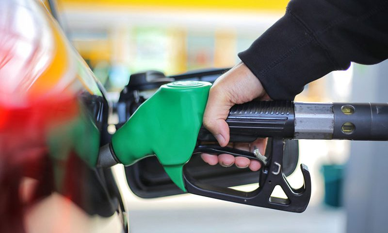 Cost of refuelling hits record low