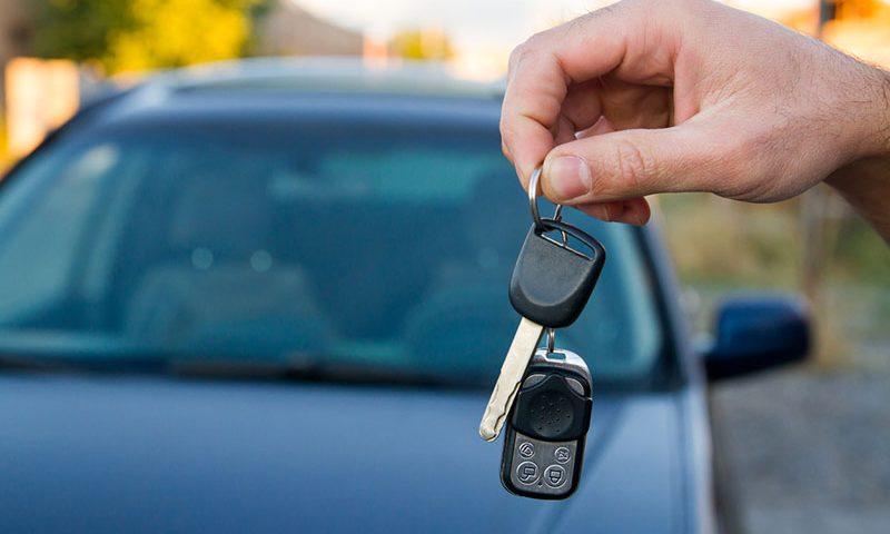 Drivers hang up car keys