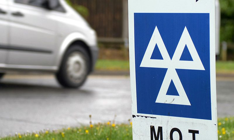 MOT testing to be reintroduced