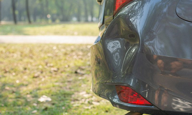 Damage to cars overlooked by owners